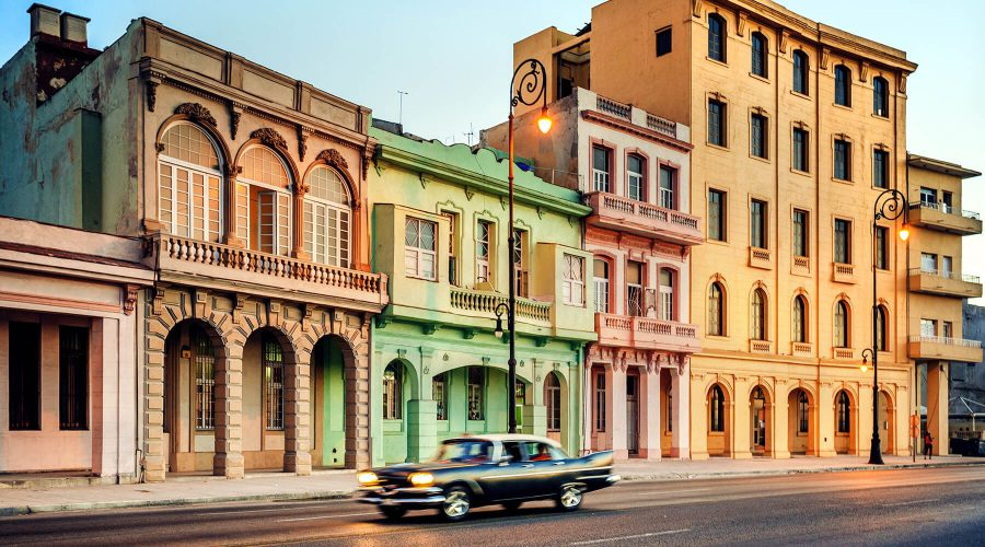 city havana beautiful