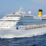 кораб Costa Smeralda cruise ship