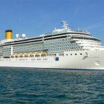 кораб Costa Luminosa cruise ship