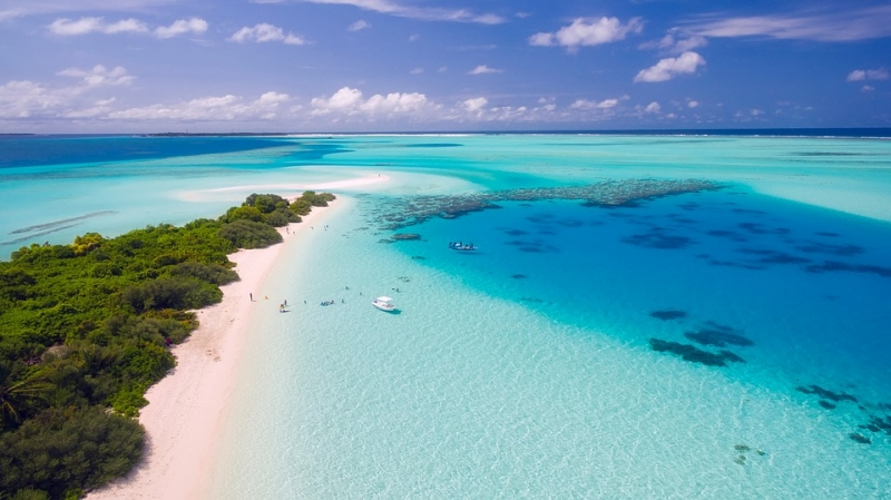 индийски океан cruise beach