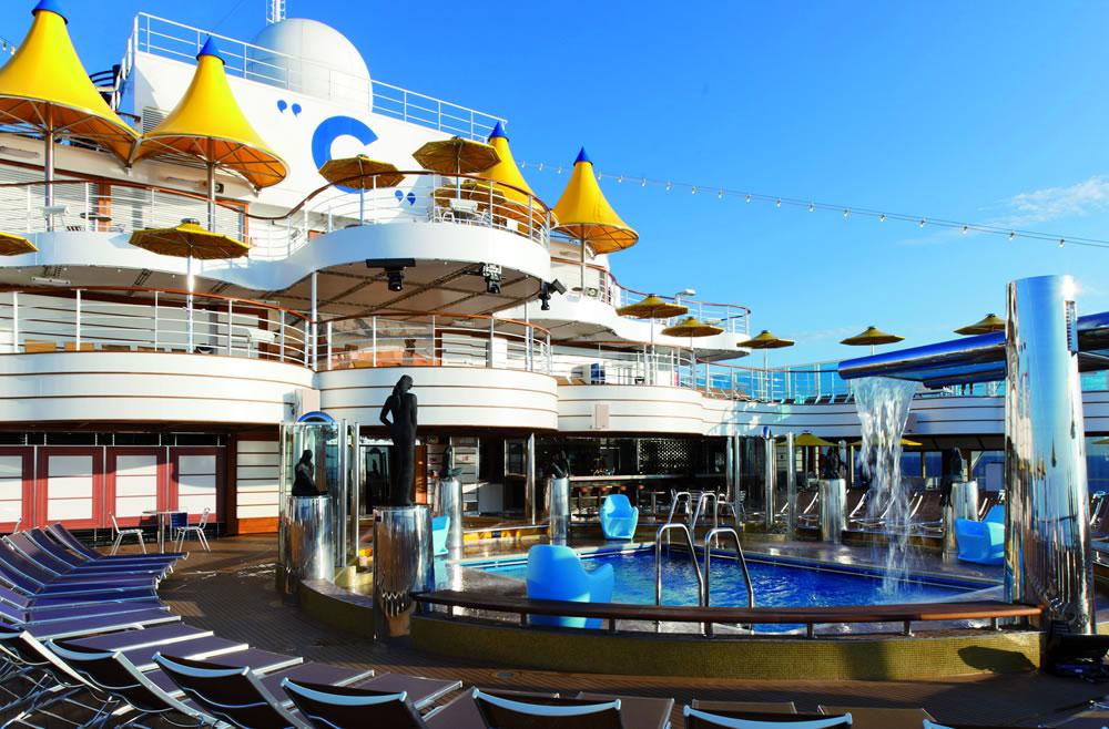 cruise ship costa favolosa